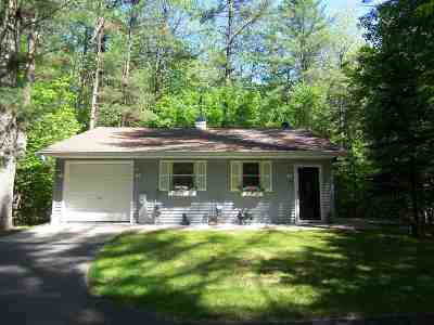 Mountain Single Family Home Active-No Offer: 13806 Section 4