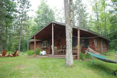 Oconto County Single Family Home Active-No Offer: 16250 Quill Lake
