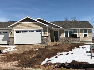 Menasha Single Family Home Active-Offer No Bump: N9072 Lilac