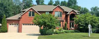 Green Bay Single Family Home Active-No Offer: 2699 Sage