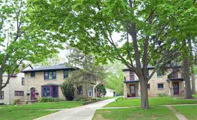 Brown County Multi Family Home Active-No Offer: 1118 S Roosevelt