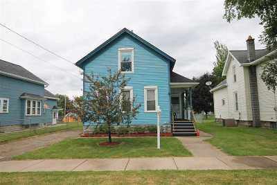 Oshkosh Single Family Home Active-No Offer: 226 W 14th