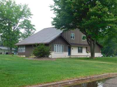 Shawano Single Family Home Active-No Offer: 903 S Park