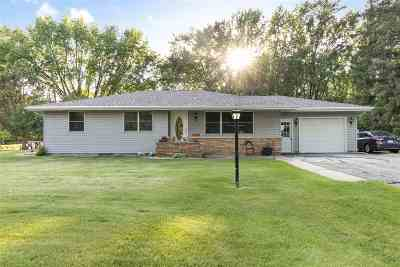 Shiocton Single Family Home Active-No Offer: N5839 Hwy 187