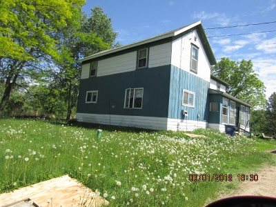 Shawano County Single Family Home Active-Offer No Bump: W14501 Hwy 45