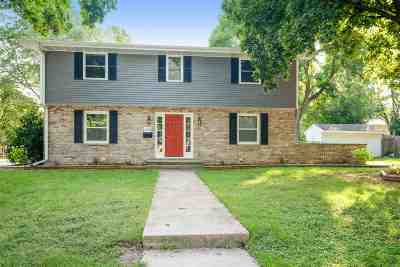 Green Bay Single Family Home Active-No Offer: 436 E Briar