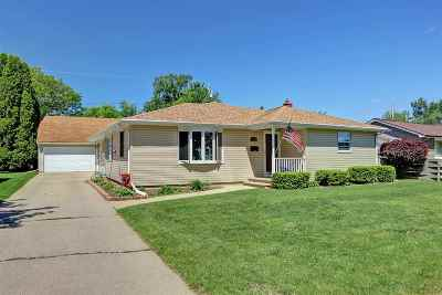 Neenah Single Family Home Active-Offer No Bump: 1139 Higgins