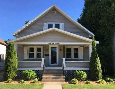 Marinette Single Family Home Active-Offer No Bump: 2817 Hall