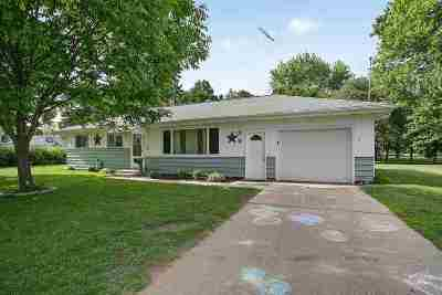 Oconto Single Family Home Active-No Offer: 115 Quincy