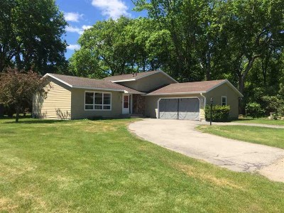 Marinette Single Family Home Active-No Offer: 1603 Gina