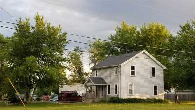 Neenah Single Family Home Active-Offer No Bump: 1911 Hwy Ii