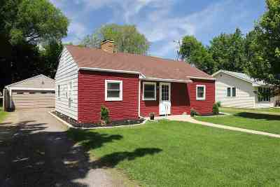 Neenah Single Family Home Active-Offer No Bump: 853 Maple