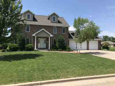 Menasha Single Family Home Active-No Offer: 1032 Kernan