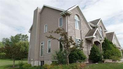 Neenah Single Family Home Active-Offer No Bump: 8156 Lehrer