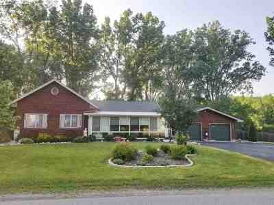 Oconto Single Family Home Active-Offer No Bump: 1380 McDonald