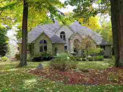 Pulaski Single Family Home Active-No Offer: 3004 River Forest Hills