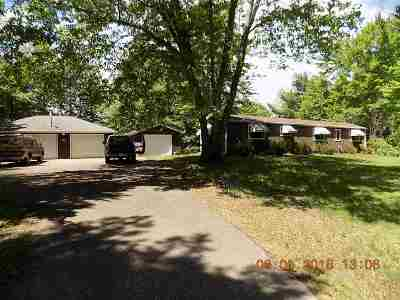 Mountain Single Family Home Active-No Offer: 13558 Lower Dam