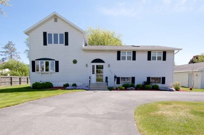 Marinette Single Family Home Active-No Offer: 419 Baxter