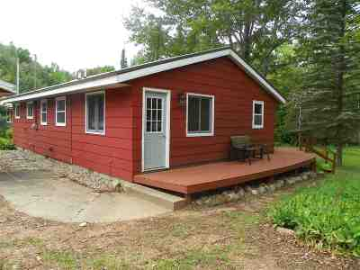 Shawano County Single Family Home Active-No Offer: N4449 Campfire