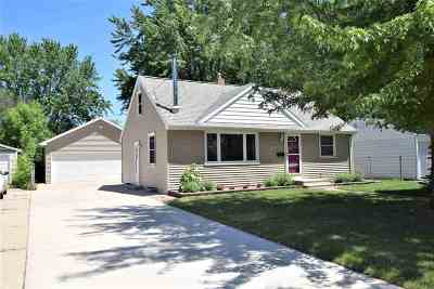 Green Bay Single Family Home Active-Offer No Bump: 1324 Western
