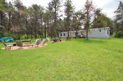 Single Family Home Active-No Offer: W12029 Ranch