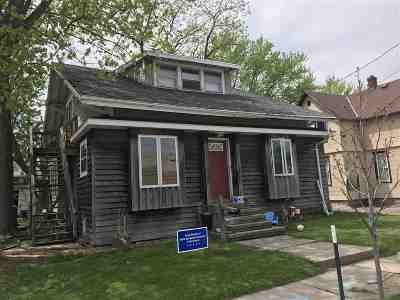Neenah Multi Family Home Active-Offer No Bump: 227 E Franklin