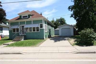 Menasha Single Family Home Active-No Offer: 369 Ahnaip