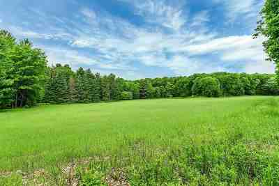 Marinette County Residential Lots & Land Active-Offer No Bump: 37th