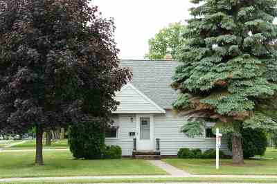 Neenah Single Family Home Active-Offer No Bump: 871 S Commercial