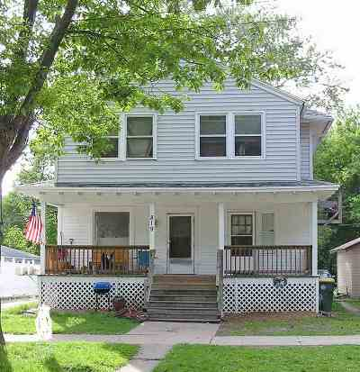 Green Bay Multi Family Home Active-No Offer: 819 N Ashland