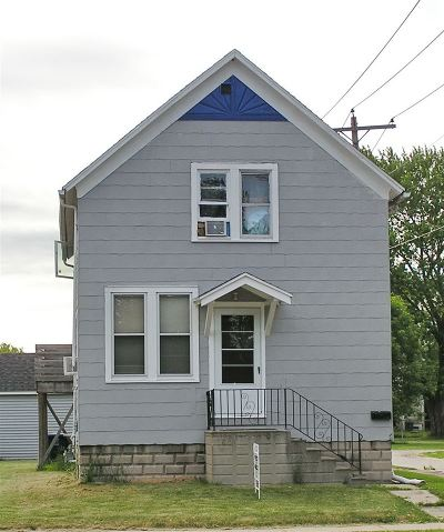 Green Bay Multi Family Home Active-No Offer: 917 N Webster