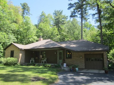 Marinette Single Family Home Active-No Offer: N2946 Shore