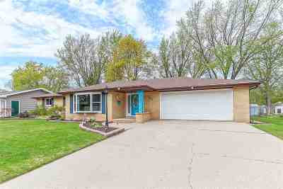Green Bay Single Family Home Active-Offer No Bump: 1638 Westfield