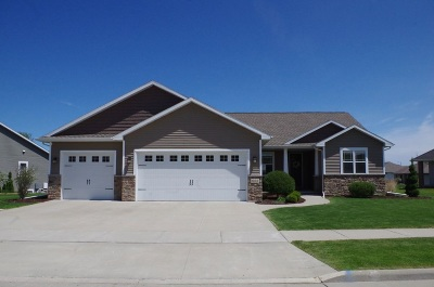 Combined Locks Single Family Home Active-Offer No Bump: 653 Rusch