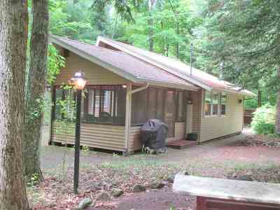 Mountain Single Family Home Active-No Offer: 14691 Bear Paw
