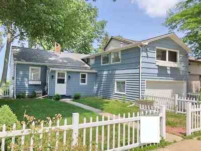 Green Bay Single Family Home Active-No Offer: 2313 Lakeside