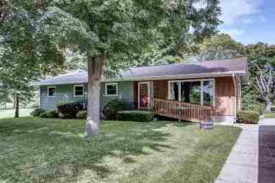 Oshkosh Single Family Home Active-Offer No Bump-Show: 3690 Waupun
