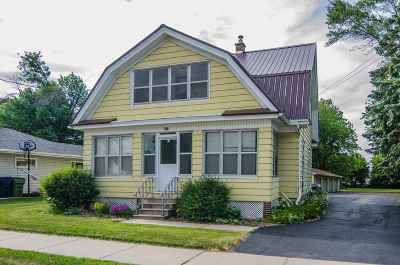 Wrightstown Multi Family Home Active-No Offer: 814 Main