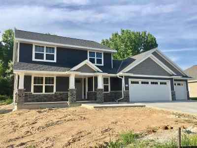 Green Bay Single Family Home Active-No Offer: 2503 Remington