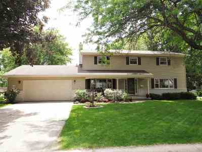 Neenah Single Family Home Active-Offer No Bump: 549 Riford