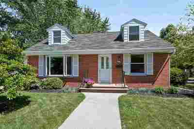 Green Bay Single Family Home Active-No Offer: 1155 Irene