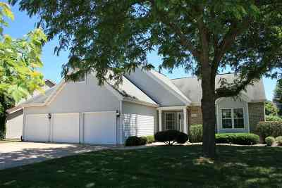 Oshkosh Single Family Home Active-No Offer: 1575 Westhaven