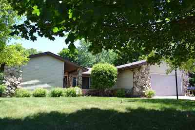 Neenah Single Family Home Active-No Offer: 711 Beverly