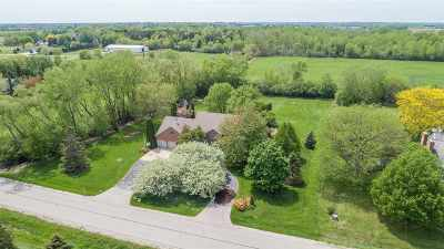 Neenah Single Family Home Active-No Offer: 8309 Quail Point