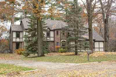 Green Bay Single Family Home Active-No Offer: 146 Traders Point