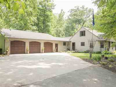 Neenah Single Family Home Active-No Offer: 1142 Wildlife