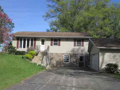 Shawano Single Family Home Active-No Offer: N6022 Old Lake