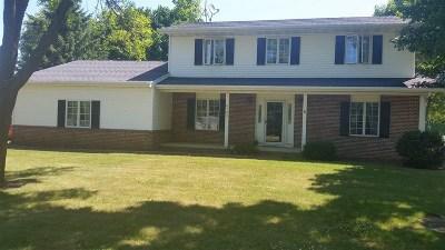 Oshkosh Single Family Home Active-No Offer: 4780 Hwy R