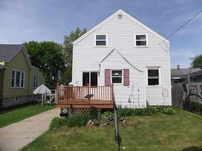 Marinette Single Family Home Active-No Offer: 1603 Shore
