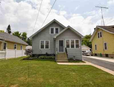 Oshkosh Single Family Home Active-Offer No Bump: 533 W 15th